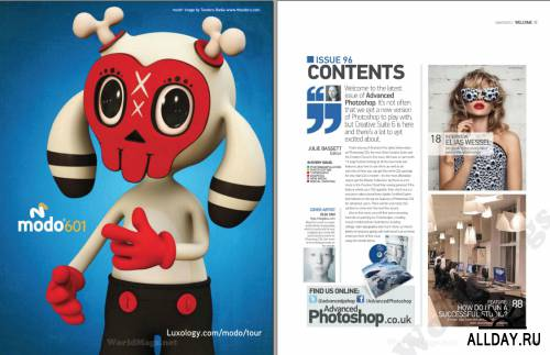 Advanced Photoshop - Issue 96, 2012