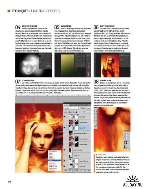Advanced Photoshop - issue 108 / 2013