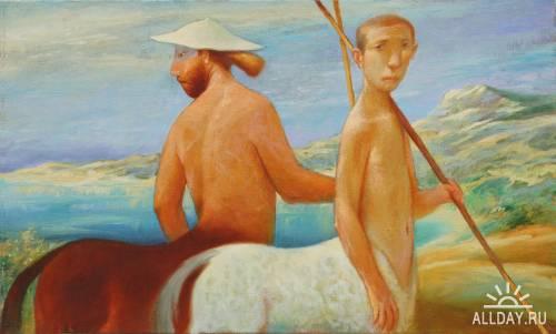 Русские и советские художники. Часть 12