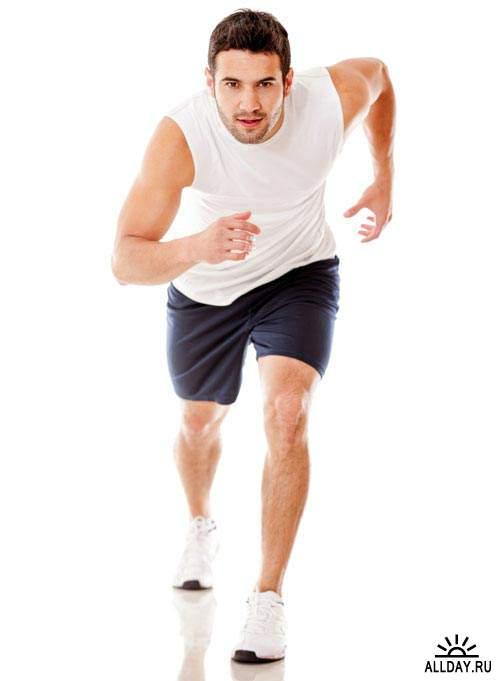 Бегущие люди. Вып.5 | Running people. Set.5