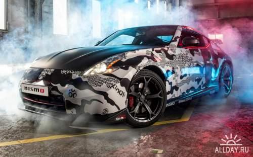 55 Beautiful Cars HD Wallpapers (Set 231)