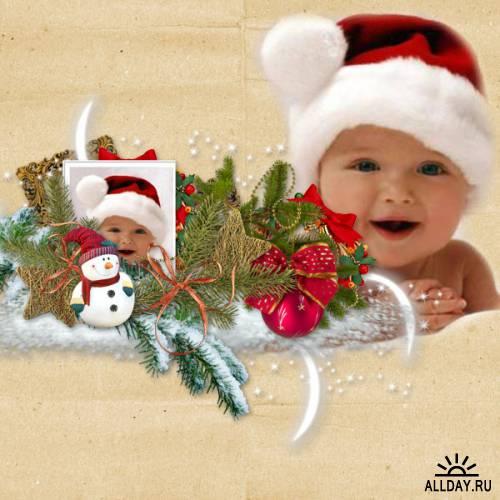 Скрап-набор Рождественские истории | Christmas stories