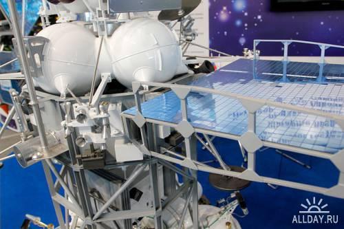 МАКС-2011. Космические программы