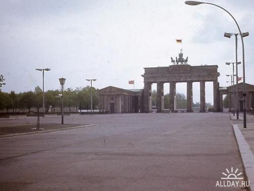 ГДР - DDR (социалистическая Германия) в фотографиях
