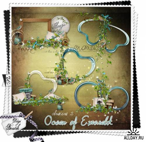 Scrap - Ocean of emerald