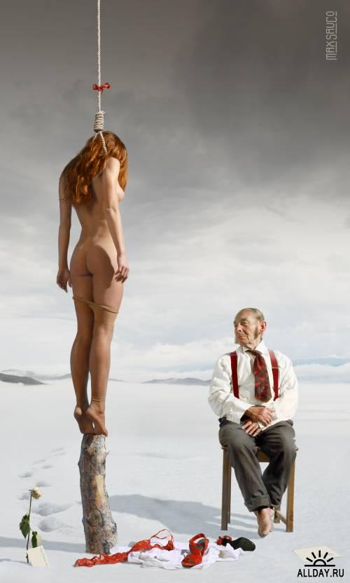 Max Sauco (Макс Сауко). Фото-сюрреализм.
