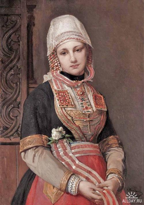 Jean Francois Portaels (1818-1895)