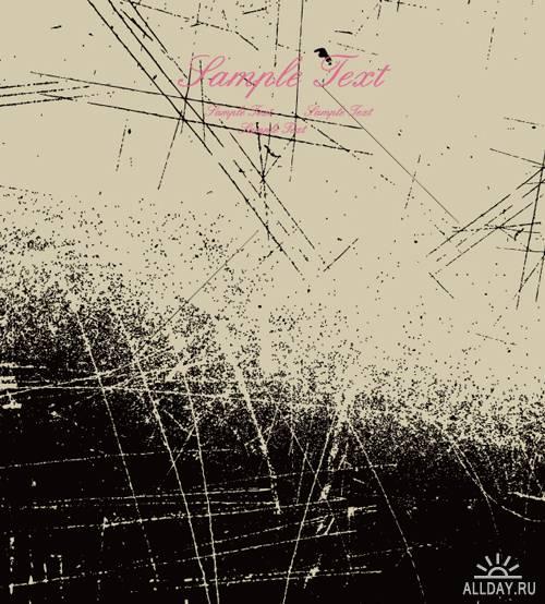 Ink splash background - Stock Vectors | Фоны из клякс