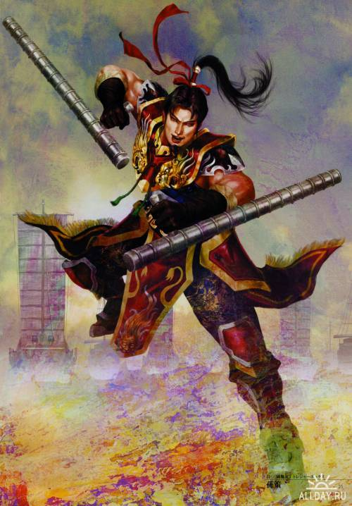 Dynasty Warriors Anniversary Characters Art Book