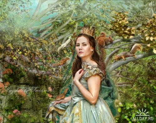 Digital art Magdalena  Smokrovic
