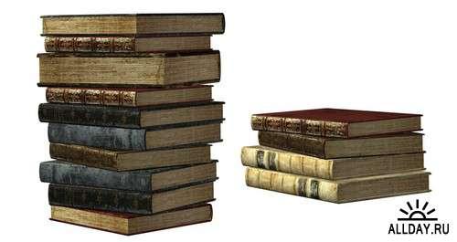 Book 1 | Книга 1 - элементы для коллажей