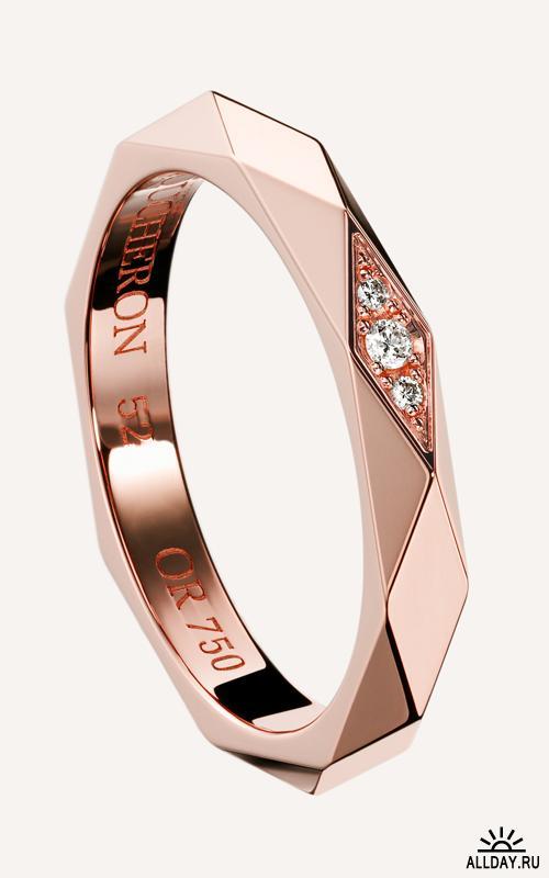 Обручальные кольца BOUCHERON