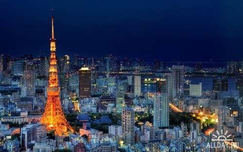 Фото архитектуры крупных городов мира на фон рабочего стола 75