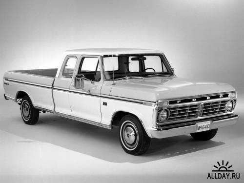 Ford. Классические Американские автомобили.