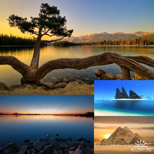 Немеркнущая красота природы