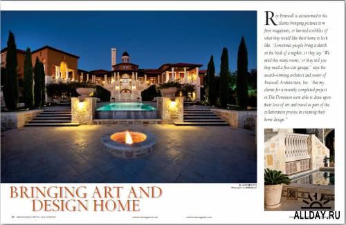 Austin/San Antonio Urban Home - December 2011/January 2012