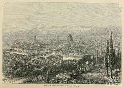 Italian pictures, drawn with pen and pencil (1870)