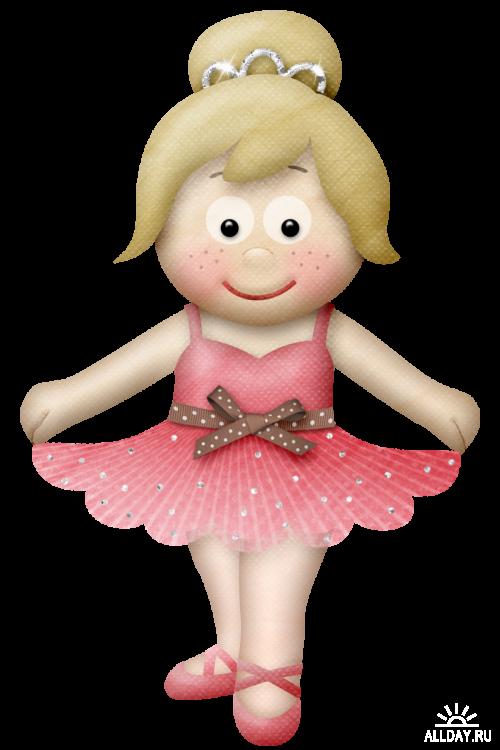 Скрап набор - Tiny Dancer