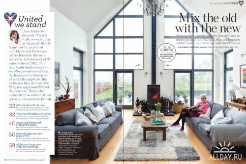 Ideal Home - May 2012