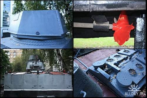 Советский бронекатер проекта 1124