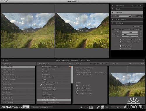 OnOne PhotoTools Professional v 2.5 for Adobe Photoshop + Keygen