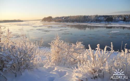 Winter Landscapes (№6)