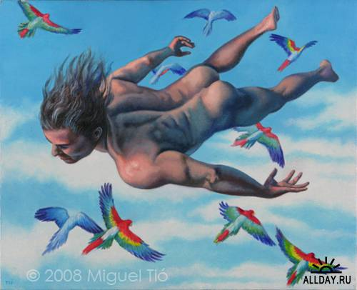 Miguel Tio Art