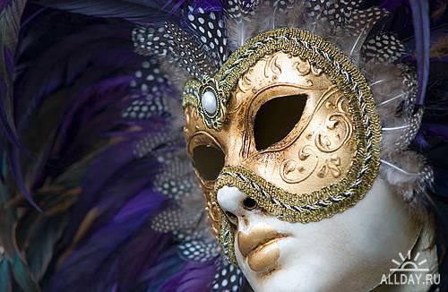 UHQ Stock Photo - Masquerade | Маскарад