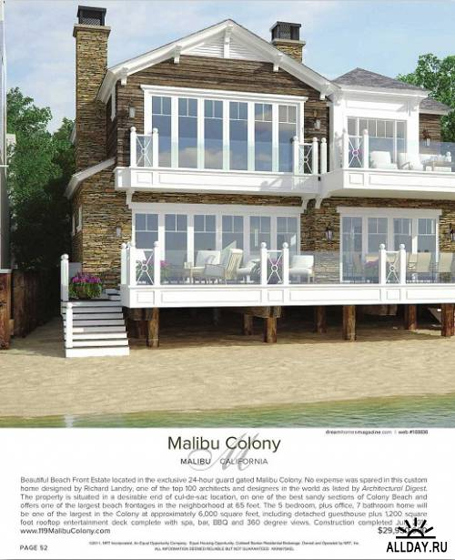 Dream Homes International - Vol.87