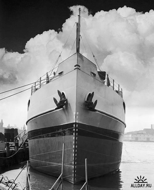 Мировая история в черно белых фотографиях часть 4