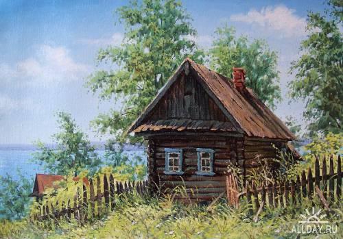 Художник Юрий Мартюшев