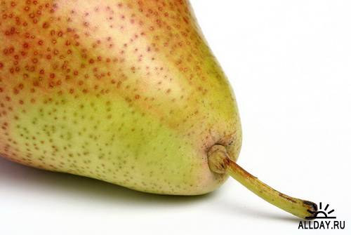 Fruits: pears   Фрукты - Груша