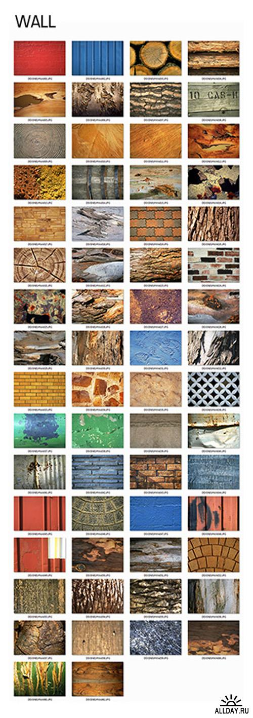 Textures - WALL