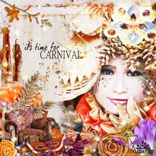 Скрап-набор Carnival