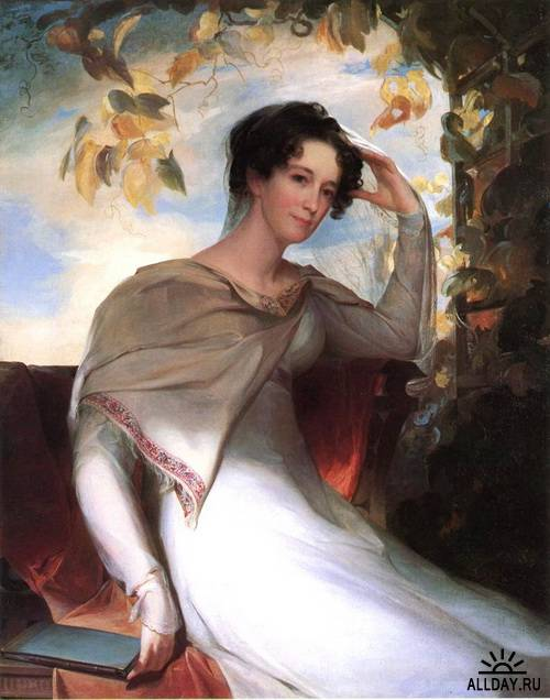 Художник Thomas Sully