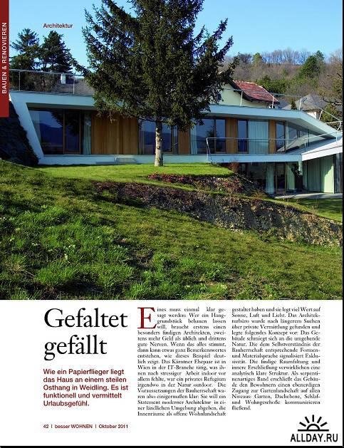 besser WOHNEN №10 (Oktober 2011)