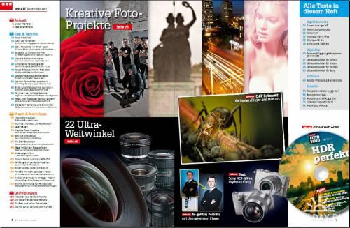 Chip Foto und Video №12 (Dezember 2011)