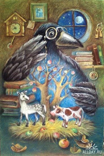 Иллюстрации Чекурина Ольга