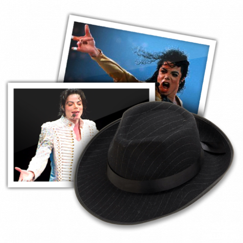 Michael Jackson Tribute Icon by Extended Creativity