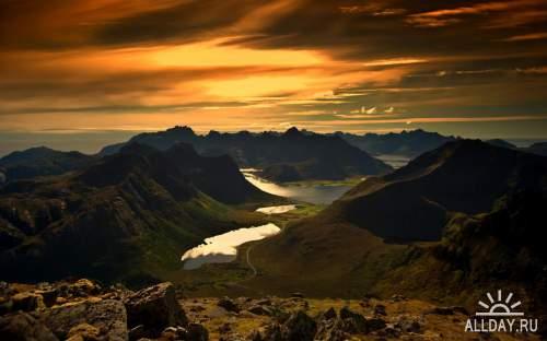 50 Excelent Landscapes HD Wallpapers (Set 200)