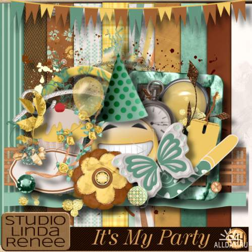 Мега collab It's My Party