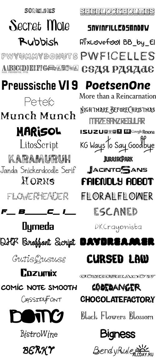 Fonts on the Internet