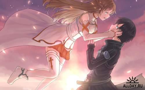 75 Wonderful Anime HD Wallpapers (Set 70)