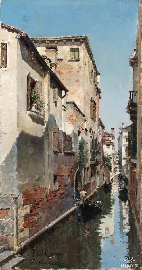 Federico del Campo (Peruvian, 1837-1927)