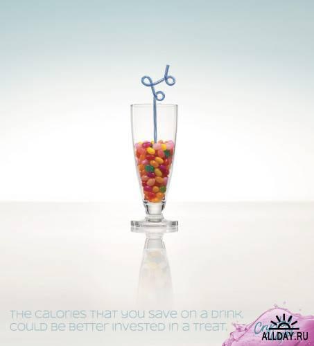 Коллекция креативной рекламы № 24
