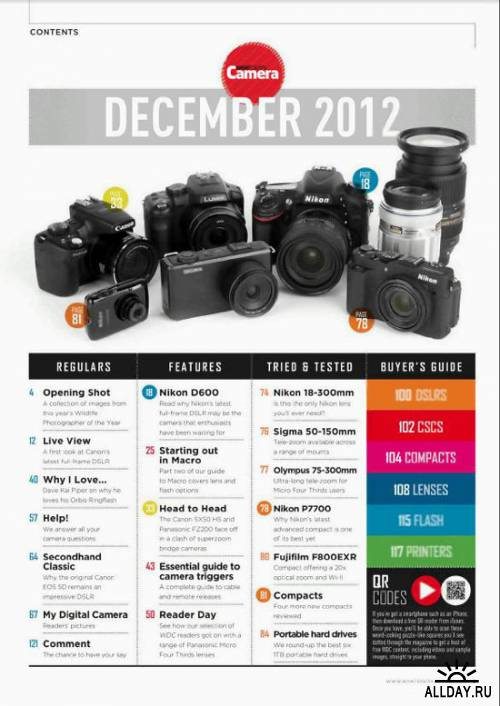 What Digital Camera №12 2012