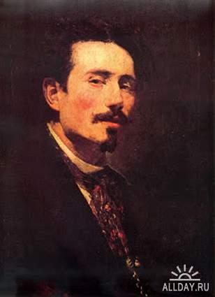 Художник Ignacio Pinazo Camarlench (1849-1916)