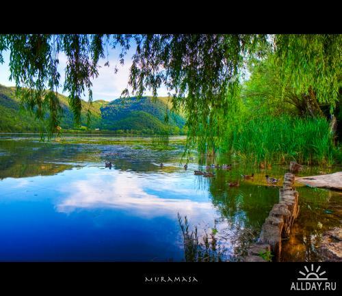 Невероятно красивые фото природы. Фотограф под ником M u r a m a s a