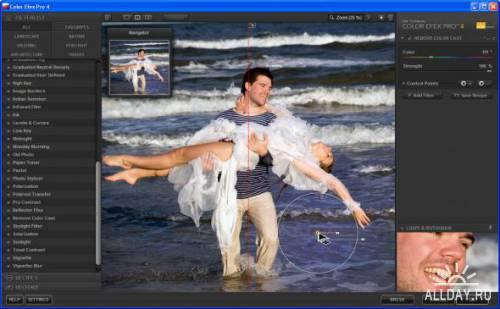 Nik Software Color Efex Pro 4.001