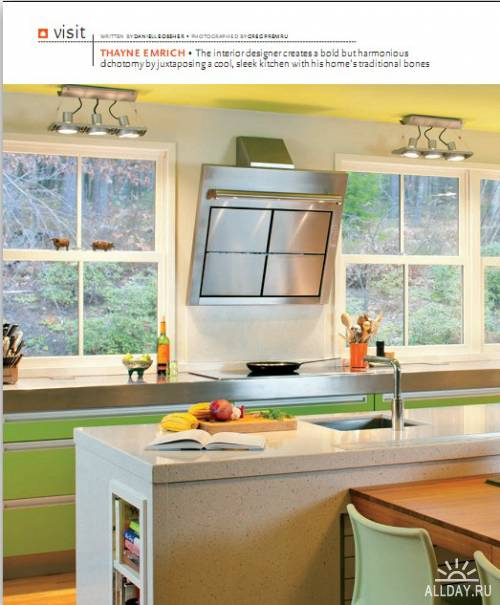 Design New England - January/February 2012